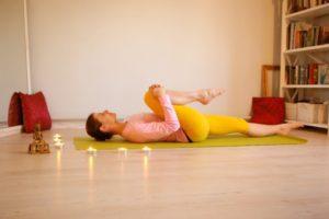 Йога, как способ избавиться от стресса